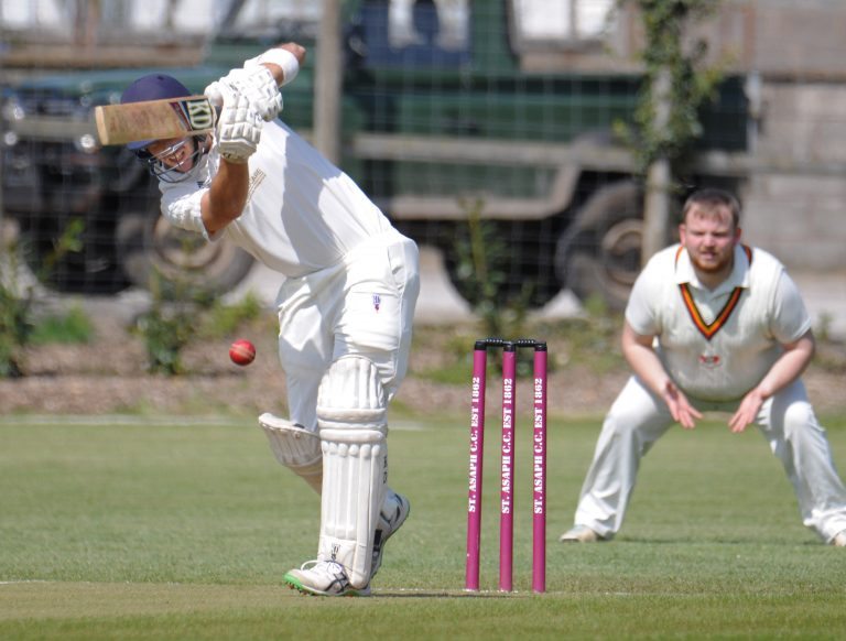 Senior Cricket St Asaph Cricket Club North Wales 1sts